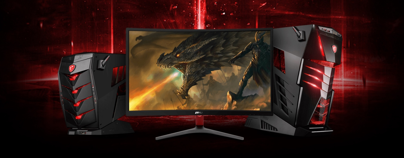 Herný monitor MSI Optix G24C