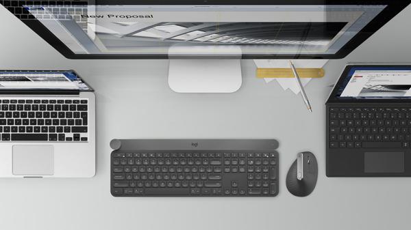 Ergonomická myš Logitech MX Vertical