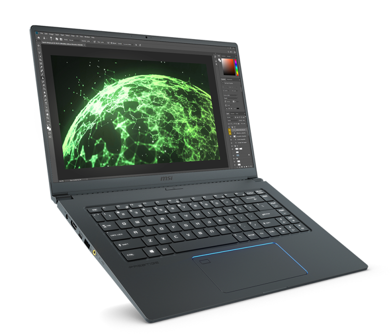Notebook MSI PS63 Modern