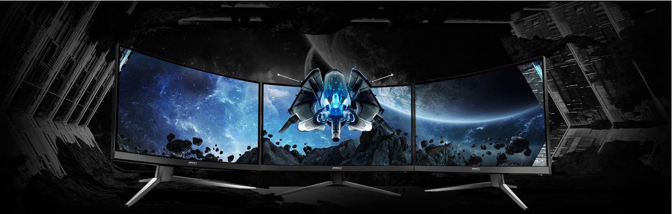Herný monitor MSI Optix MAG271C