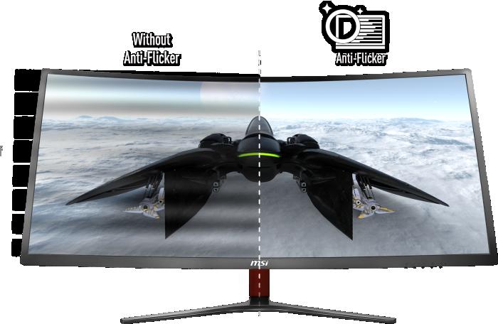 Herný monitor MSI Optix MAG341CQ