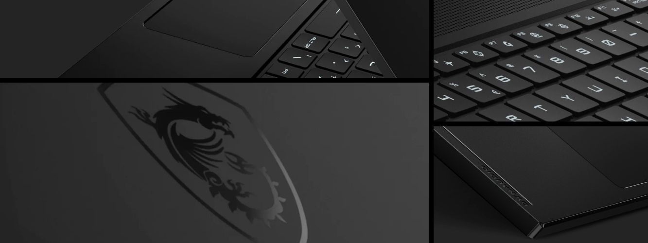 Herný notebook od MSI GS66 Stealth
