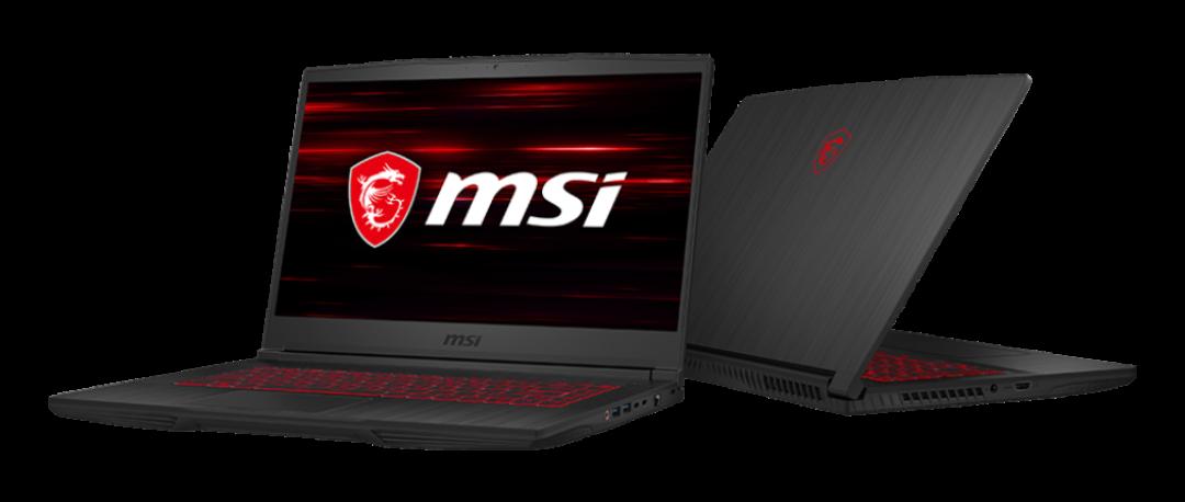 Modelové rady notebookov MSI