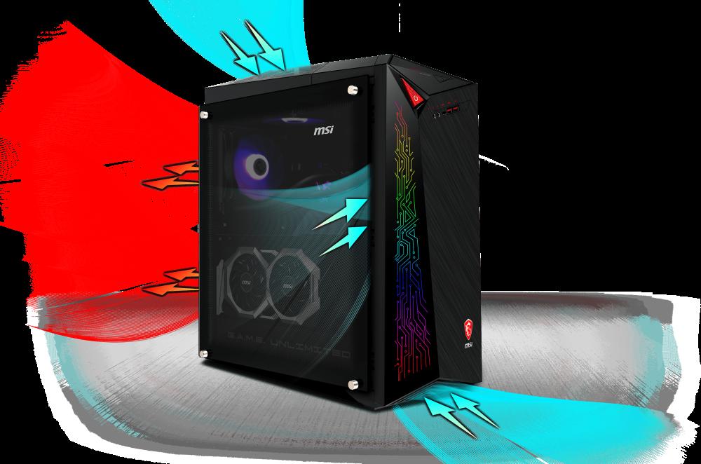 Počítač MSI MAG Infinite X
