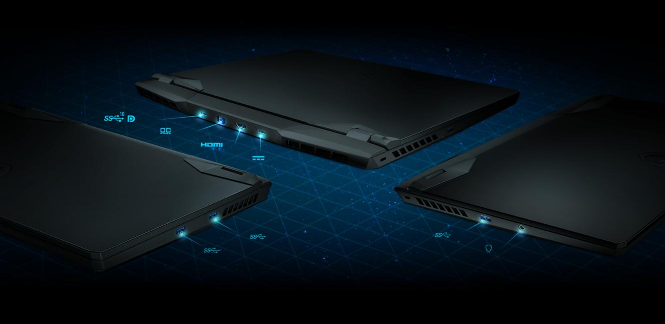 MSI GP66 Leopard herný notebook od MSI