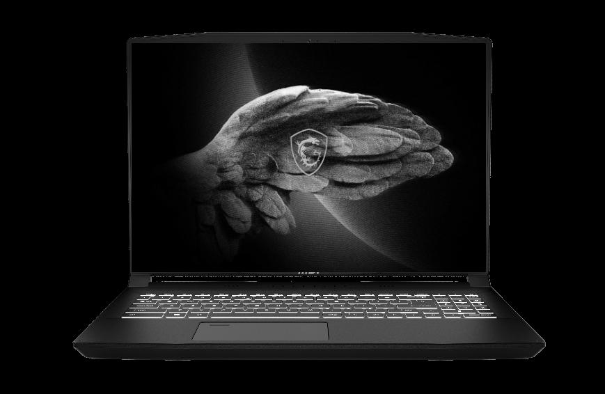 Creator M16 notebook pre tvorcov obsahu