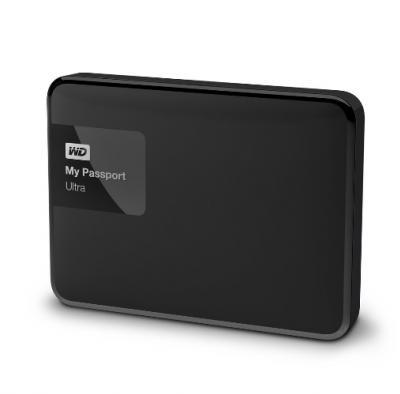 "Western Digital Externý disk 2.5"" My Passport Ultra 1.5TB USB"
