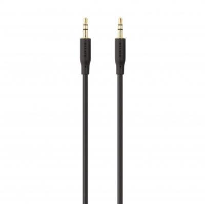 BELKIN 3,5 Jack-3,5 Jack prepojovací audio kábel M/M 1m Gold