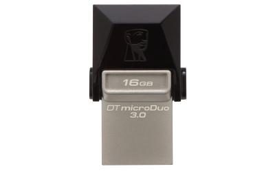KINGSTON 16GB DT MicroDuo USB 3.0 OTG