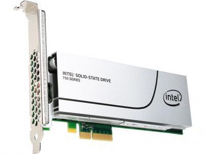 INTEL SSD PCIe 400GB