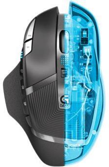 LOGITECH G602 bezdrôtová herná myš