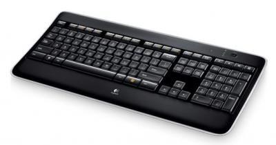 LOGITECH Bezdrôtová klávesnica K800 Illuminated EN