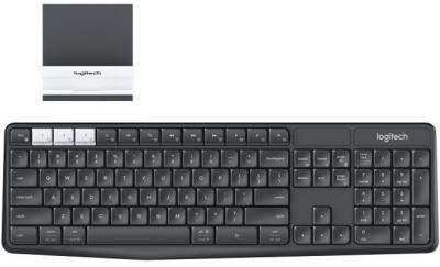 LOGITECH Bezdrôtová klávesnica K375s CZ