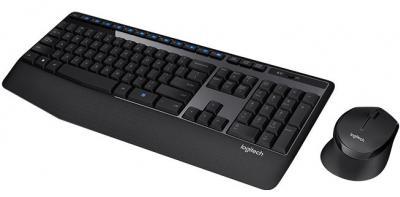 LOGITECH Set klávesnica a myš MK345 SK/CZ