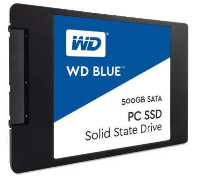 Western Digital SSD 500GB Blue series Sata3