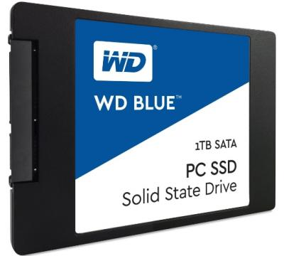 """SSD 2,5"""" 1TB Blue 3D NAND"""