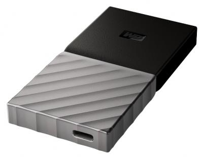 Externý disk My Passport SSD 256GB USB3.1 Typ-C