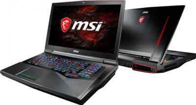 MSI GT75VR 7RF-026CZ Titan Pro 4K