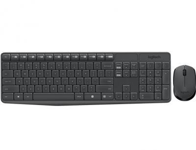 LOGITECH MK235 Set klávesnica myš US