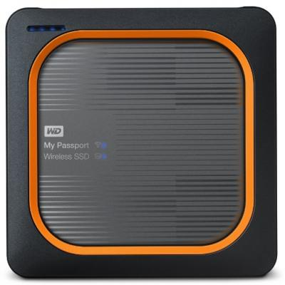 Externý disk My Passport Wireless SSD 2 TB