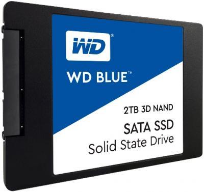 """SSD 2,5"""" 2TB Blue 3D NAND"""