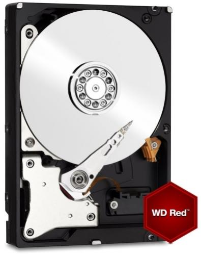 "Western Digital 3,5"" HDD 2TB Red 256MB SATAIII NAS"