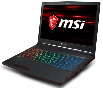 MSI GP63 8RE-627CZ Leopard