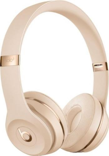 Beats Solo3 Wireless Satin Gold