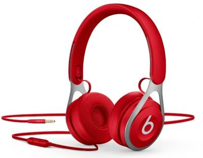 Beats On-Ear Headphones Red