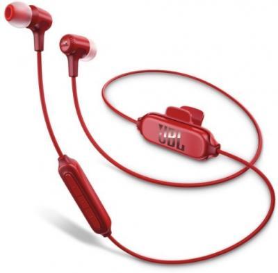 JBL E25BT Red