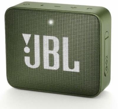 JBL Go2 Moss Green