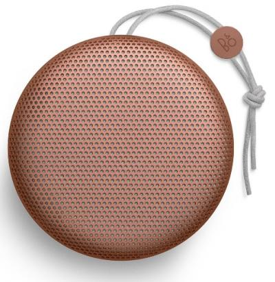Bang & Olufsen BeoPlay A1 Tangerine Red
