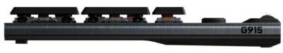 LOGITECH G915 Tactile herná klávesnica US