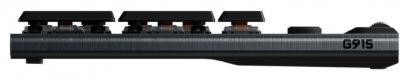 LOGITECH G915 Linear herná klávesnica US