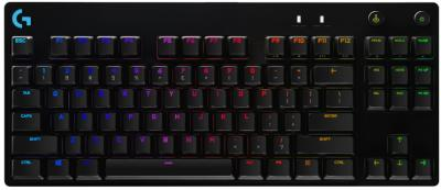 LOGITECH G PRO herná mechanická klávesnica G413 US