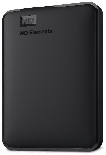 """Western Digital Externý disk 2.5"""" Elements Portable 4TB USB 3.0"""
