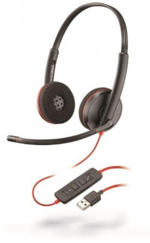 Plantronics Blackwire C3220 headset stereo