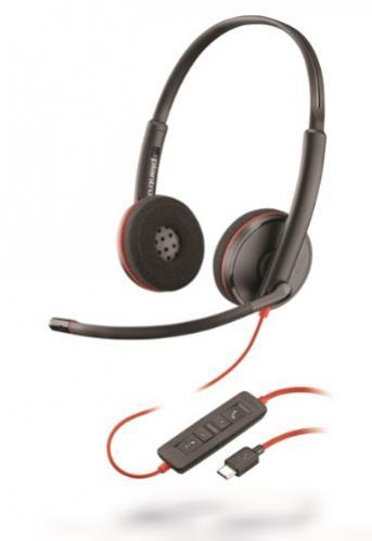 Plantronics Blackwire C3220 headset stereo