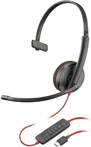 Plantronics Blackwire C3210 headset mono