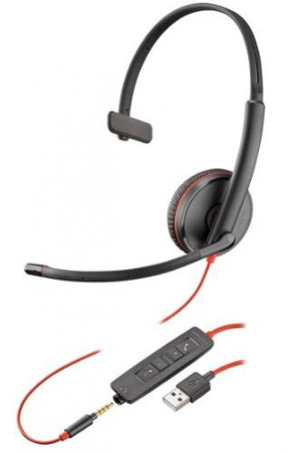 Plantronics Blackwire C3215 headset mono