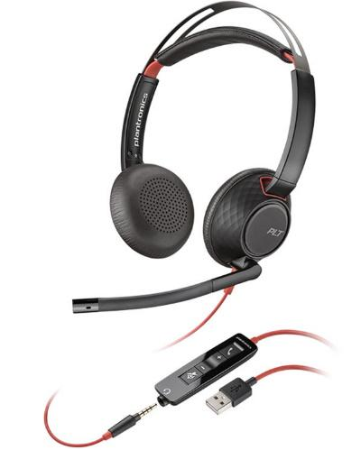 Plantronics Blackwire C5225 headset stereo
