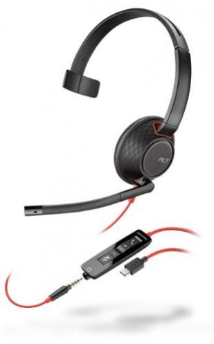 Plantronics Blackwire C5210 headset mono