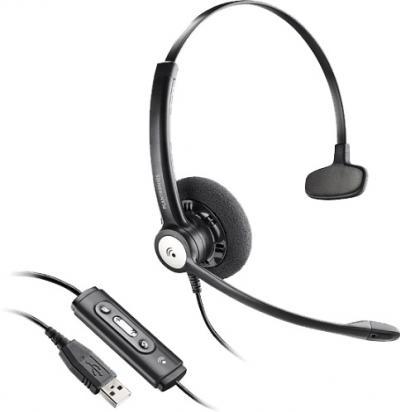 Plantronics Entera HW111 N-USB headset