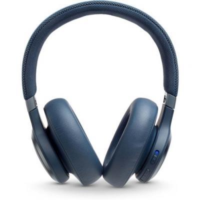 JBL Live 650BTNC slúchadlá modré
