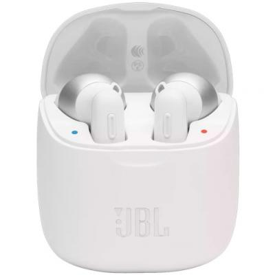 JBL Tune 220TWS slúchadlá biele