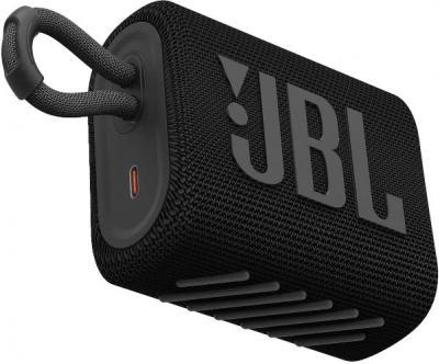 JBL GO 3 Black