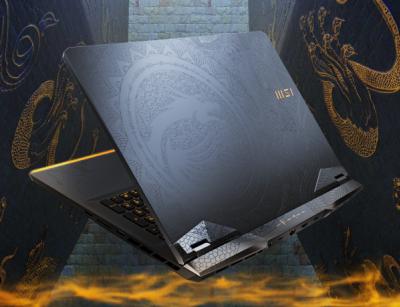 MSI na CES 2021: GE76 Raider Dragon Edition Tiamat