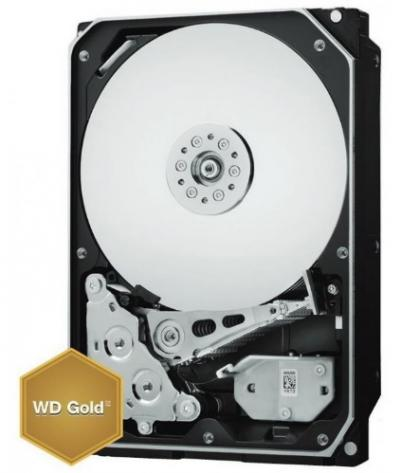 "Western Digital 3,5"" HDD 2TB Gold 128MB SATAIII"
