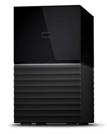 """Western Digital Externý disk 3.5"""" My Book Duo 12TB USB 3.1"""