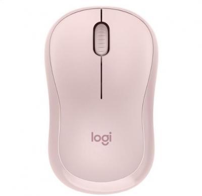 LOGITECH M220 Silent bezdrôtová myš ružová